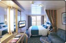 Freedom of the Seas cabins