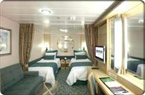 Independence of the Seas cabins