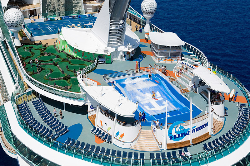 Quantum Of The Seas Pools Independence of...