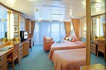 Navigator of the Seas cabins