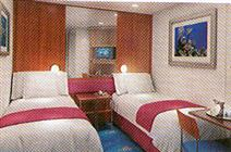 Norwegian Jade cabins
