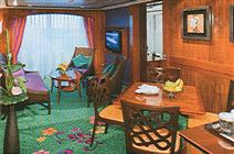 Norwegian Jewel cabins