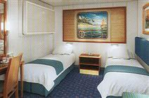 Norwegian Spirit cabins