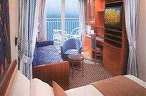 Norwegian Sun cabins