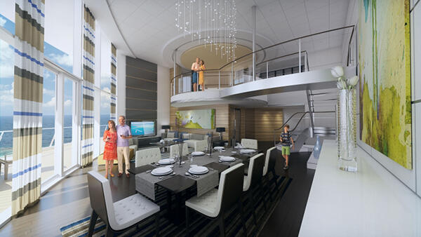 Quantum of the Seas Royal Loft