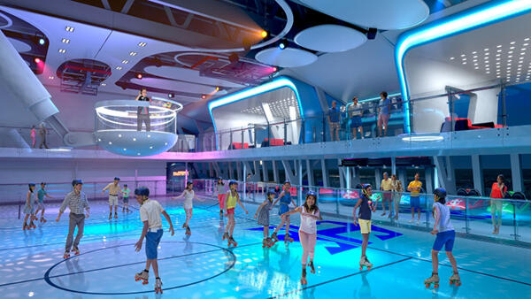 Quantum of the Seas - Sports Facility