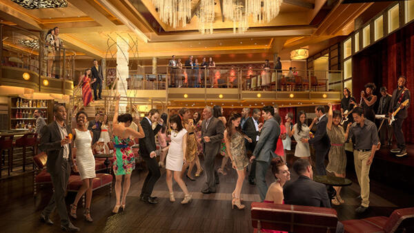 Quantum of the Seas - Music Dance Hall