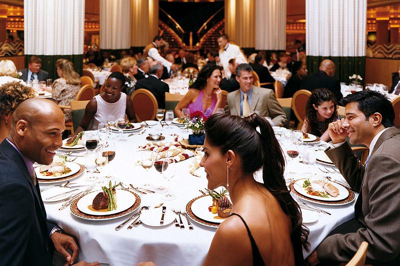 Dining Onboard A Royal Caribbean Cruise Royal Caribbean