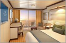 Royal Princess cabins
