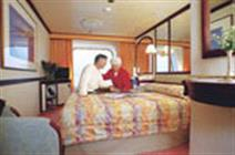 Sea Princess cabins