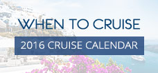 when to cruise