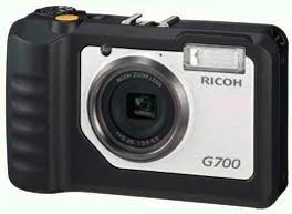 ricoh g700 waterproof camera